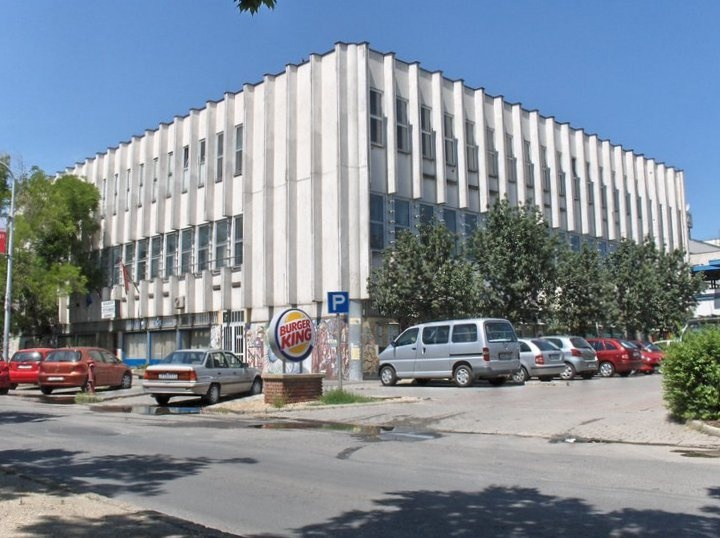 Budapest Cultural Centre (BCC)