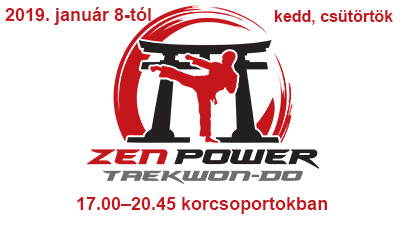 Zen Power Taekwon-Do a BMK-ban