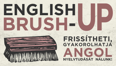 English brush-up – angol nyelvi klub a BMK-ban