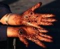 Hennafestés az Iszlám Kulturális napokon a BMK-ban