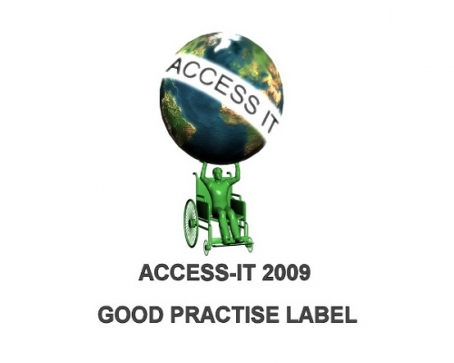 Access-it 2009 Good Practise Label