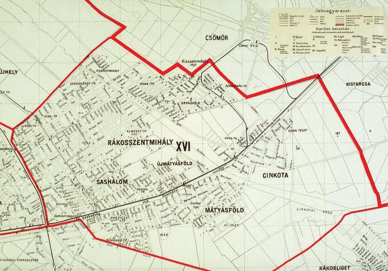 bp 16 ker térkép MÓDSZERTÁRI FÜZETEK/KÜLÖNSZÁM   A KÖZMŰVELŐDÉS HÁZAI BUDAPESTEN 6. bp 16 ker térkép